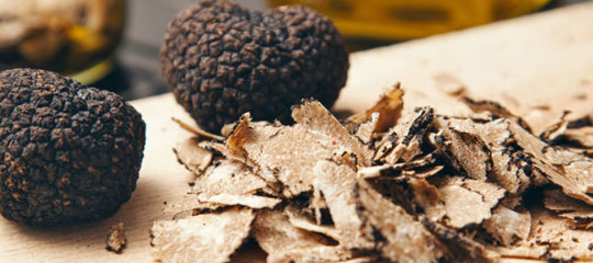 Amateur de truffes